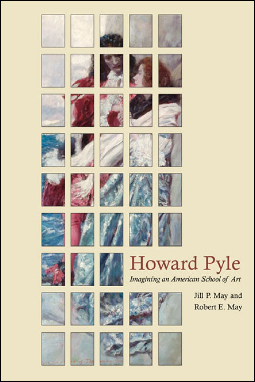 May's Book - Howard Pyle