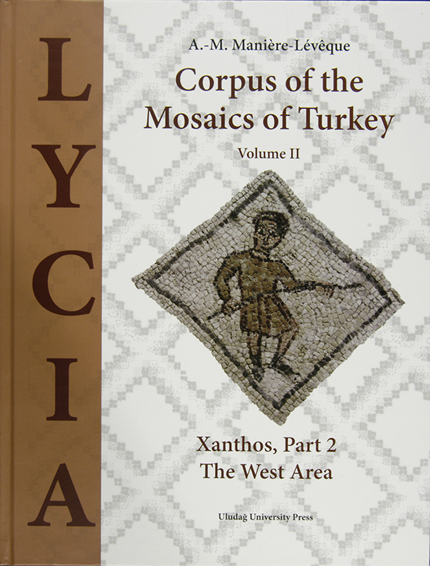 Corpus of the Mosaics of Turkey Volume II