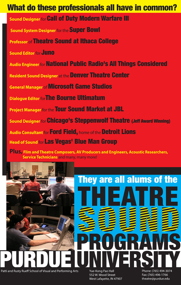 SoundPerformingArts poster