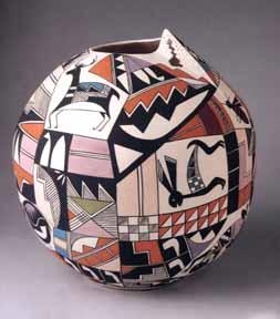 native american pottery artists
