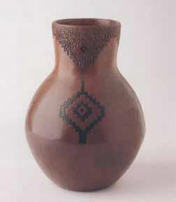 Pottery by American Indian Women - History