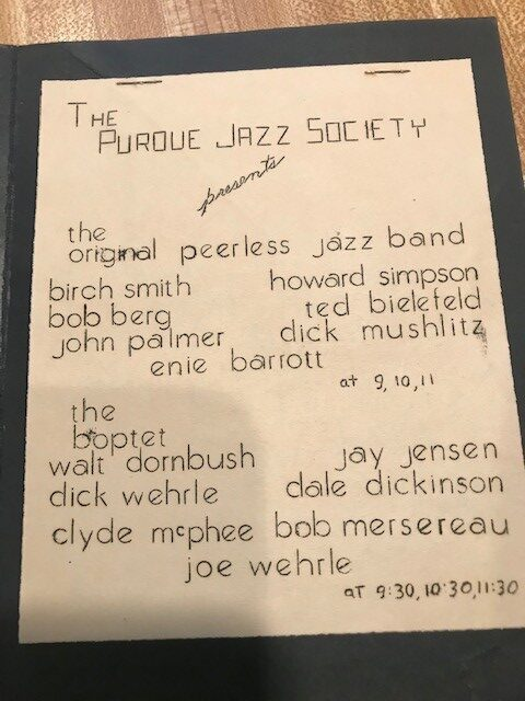 Purdue Jazz Society