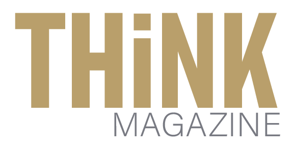 THiNK Magazine Word Mark